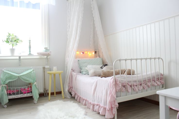 17 bästa bilder om Barnrum på Pinterest  Sovrum för småflickor ...