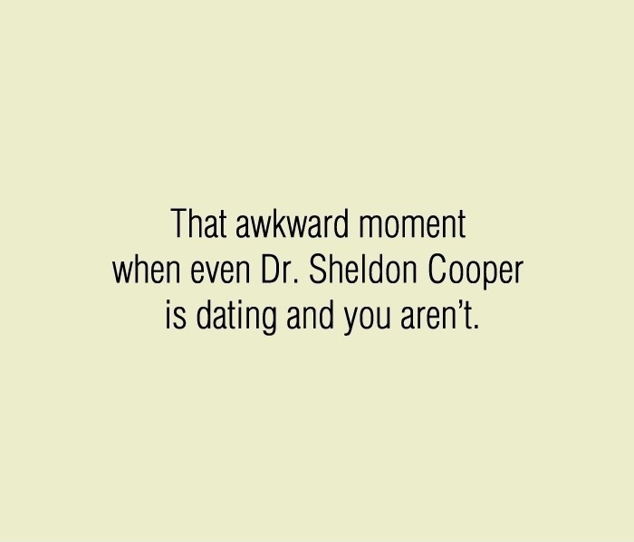 Awkward indeed :(