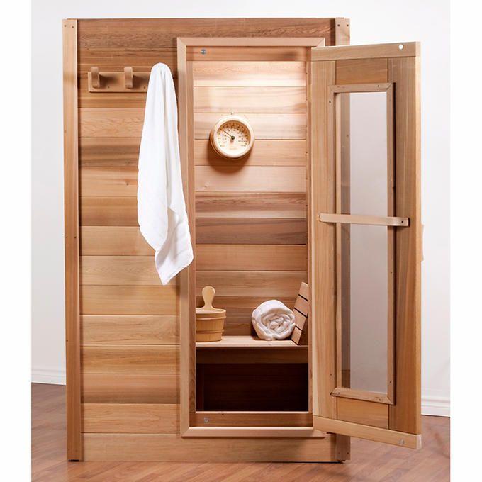 Dundalk 2-person Indoor Steam Sauna