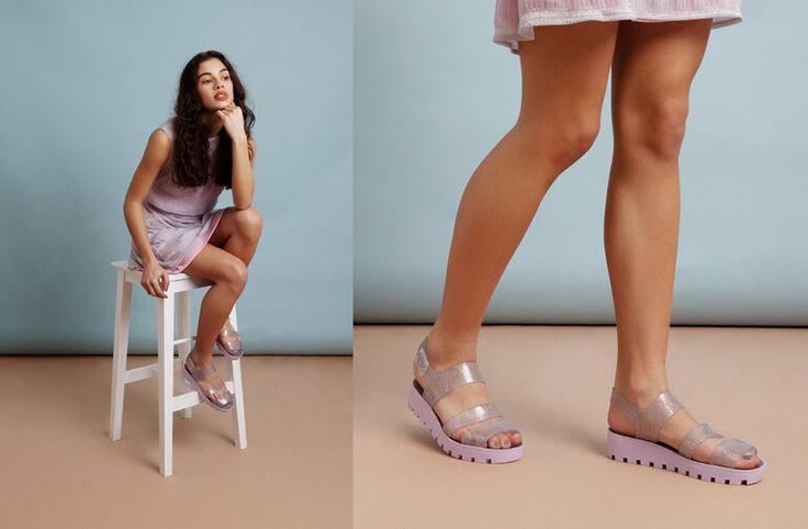 #ShoePorn - JUJU Jellies!