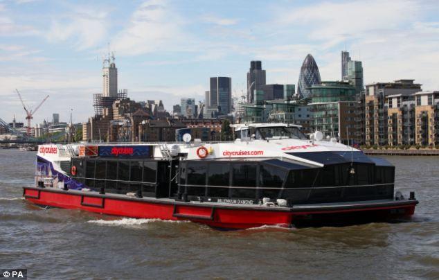 fast boat ride in london - Google Search