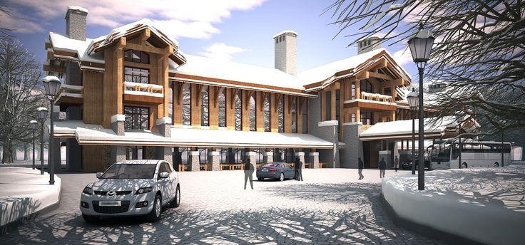 Проект гостиницы во Владикавказе