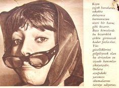 Soğuktan kızarmış bir burun kadınlar için ne büyük üzüntü...