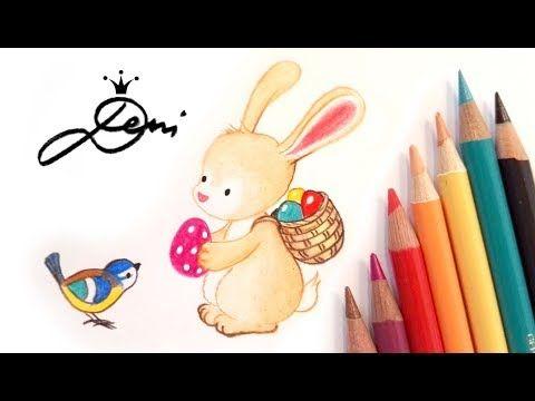 20 besten ganz einfach tiere zeichnen lernen bilder auf pinterest - Osterhase zeichnen ...