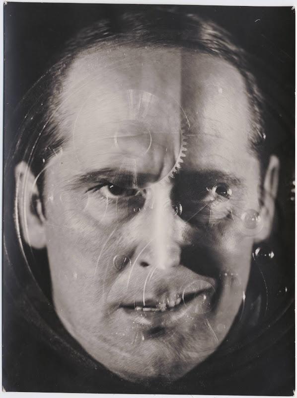 "Tato - ""Mechanical Portrait of the Futurist"""