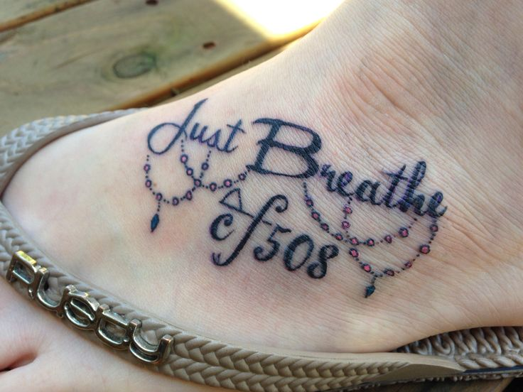 This is my new tattoo got it 08.11.14 for my brother, my hero! Fighting Cystic Fibrosis