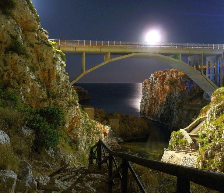 227  Ponte in località Ciolo, Gagliano del Capo, Lecce , Puglia (foto Carmelo Baglivo)