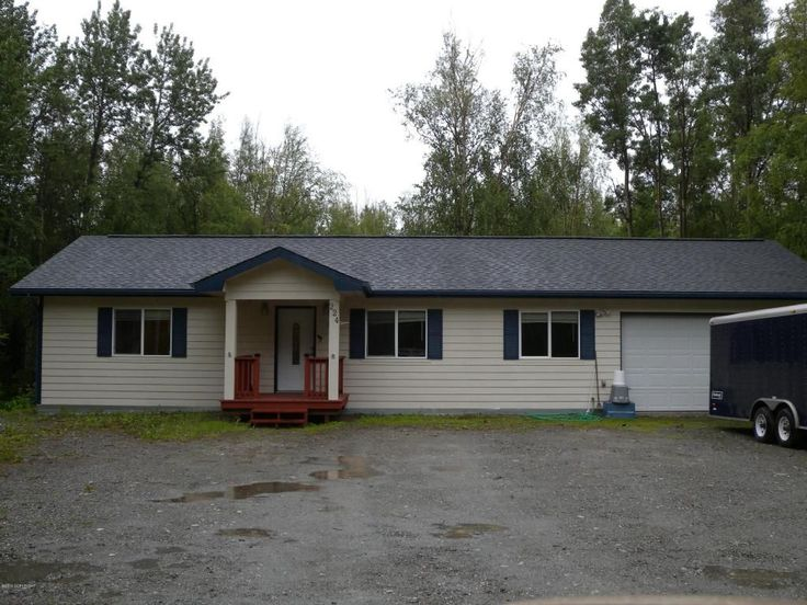 12 best homes for sale wasilla alaska images on for Home builders wasilla ak