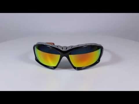 Arctica S-219 sport napszemüveg. Revo bevonatú világos lencsékkel, levehető elasztikus pánttal és habszivacs párnázattal ellátott sport napszemüveg. KATTINTS IDE!