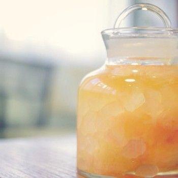 果物を使う事により、酢のツンとした酸味が和らぎ、フルーティな味わいに。これならお酢が苦手な人でも無理なく続けられそうですね。