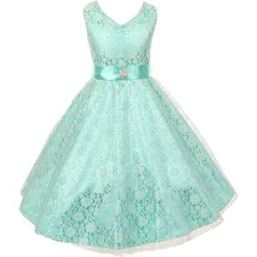 sea green graduation dresses for 5th grade girls - Google Search