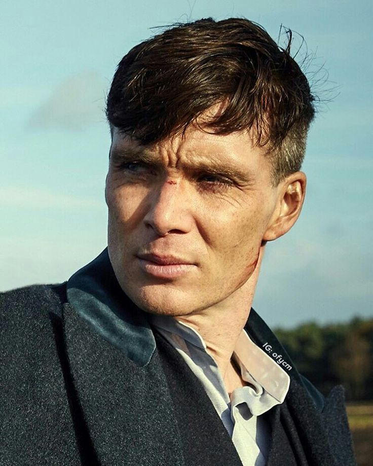 Cilliam Murphy Peaky Blinders