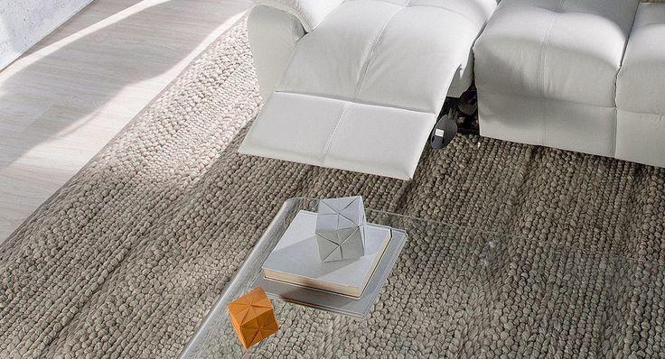 russel floor rug 100% wool