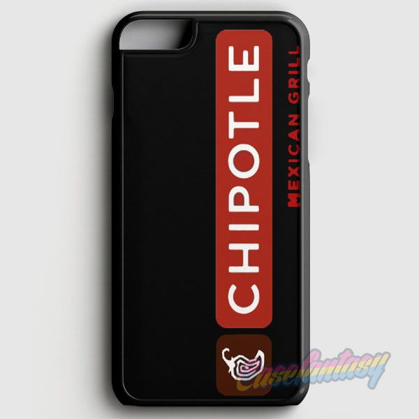 Chipotle Mexican Grill iPhone 6/6S Case | casefantasy