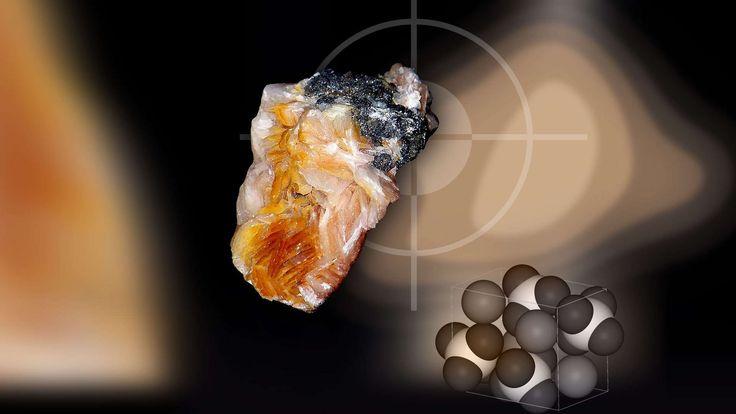 La barytine, ou baryte, est un minéral constitué de sulfate de baryum (BaSO4). Son nom vient du grec ancien βαρύς, qui signifie « lourd ». La barytine est utilisée pour plusieurs applications industrielles : dans le papier, les plastiques et les...