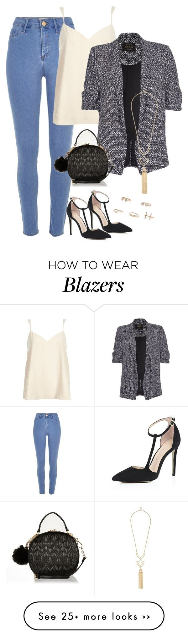 """Sophisticated look"" by alwayswearwhatyouwanttowear on Polyvore featuring River Island, outfit, outfits and fashionset"