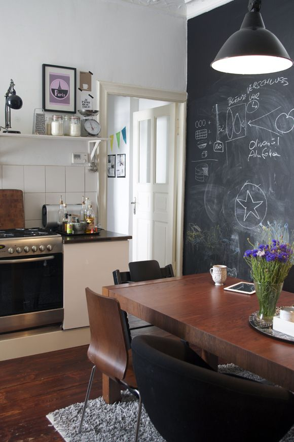 Die wundervolle Wohnküche von Slomo  (http://okkarohd.blogspot.de/2012/06/gruss-aus-der-kuche.html#)
