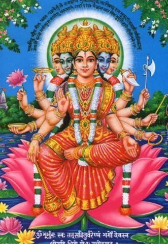 Gayatri Mata – vedamata and mother of all Brahman | Recent News Headlines