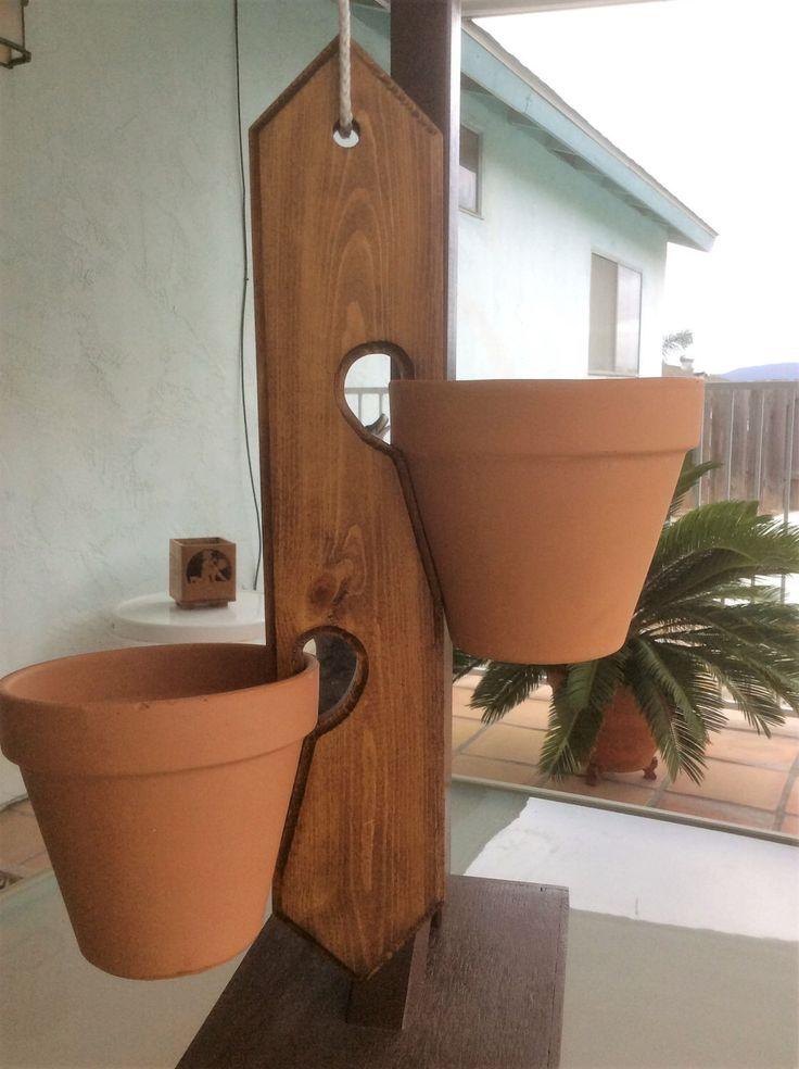 Plant Hanger by Popsnsons on Etsy https://www.etsy.com/listing/478470911/plant-hanger