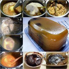 Aromas de Mamá | Recetas de Cocina | aromasdemama.com: DULCE DE BATATAS CON CHOCOLATE (BONIATO, PAPA DULCE)