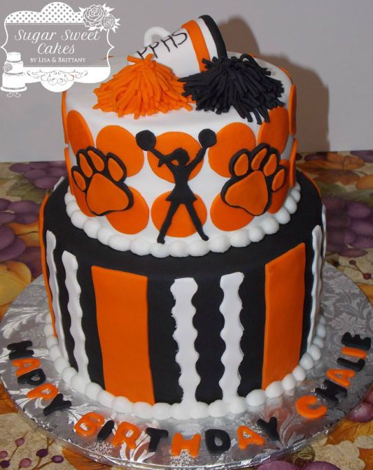 Cheerleader Cake - Yahoo Image Search Results