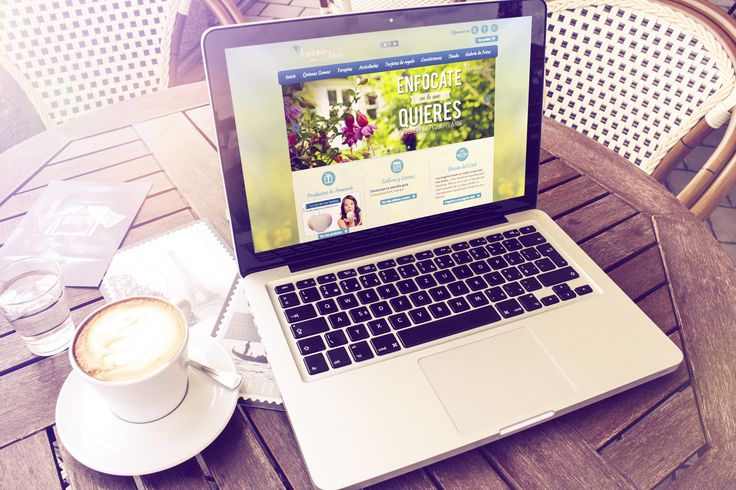 Sitio Web Armonía para el Alma