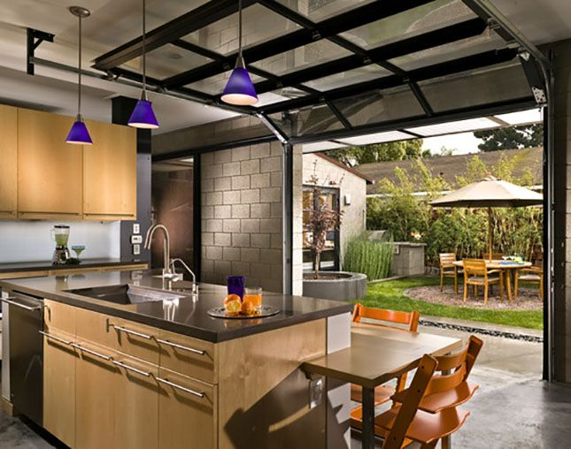 Youu0027ll Never Believe These 19 Rooms Were Once Garages | Gaming, Kitchens  And Garage Ideas