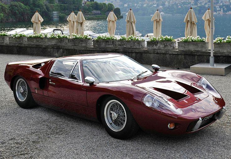 1967 Ford GT40 Mk III
