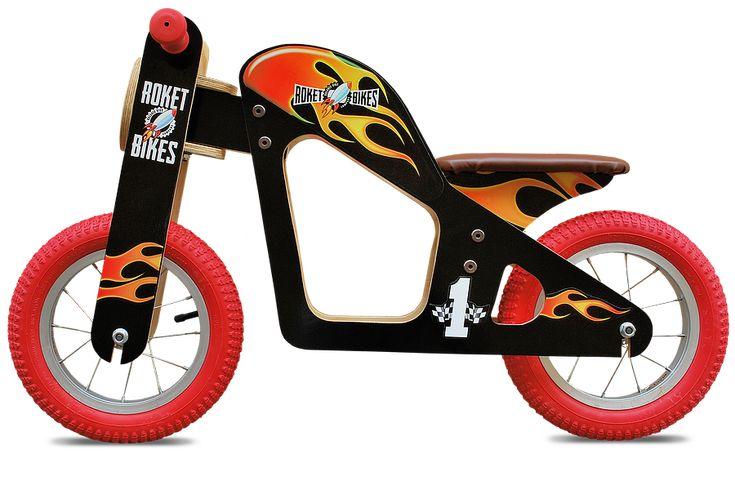 Roket Bikes Chile, Bicicletas de Balance de diseño Premium, que tu hijo aprenda con estilo
