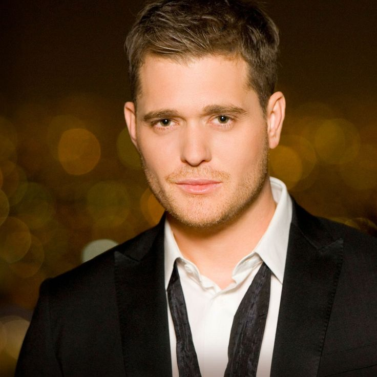 Michael Buble - Canadian crooner with 3 grammys and multiple junos