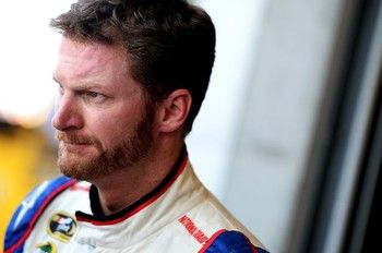 (UPDATED) Costly mistake for Dale Earnhardt Jr.: Crashes early at Texas, car catches fire; Johnson also has woes