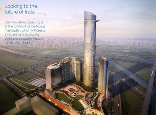 Supertech has achieved this with Supernova – a magnificent new urban oasis of unimagined scale and splendor.