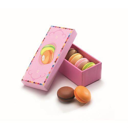 Box Macarons, aus Holz, Djeco