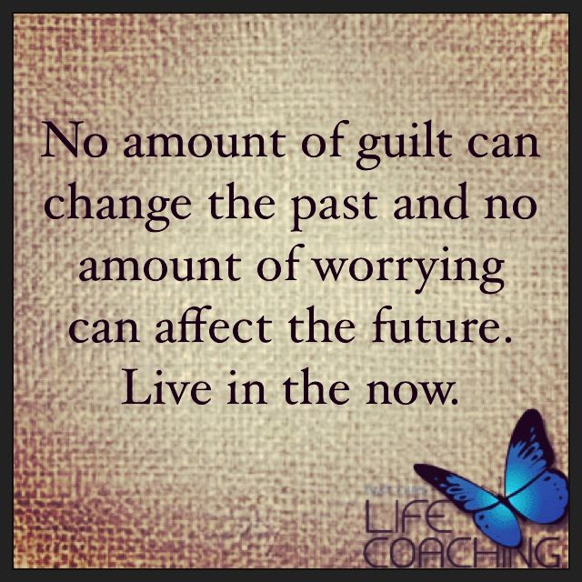 Good Quotes About Living In The Moment: Live In The Present Moment!
