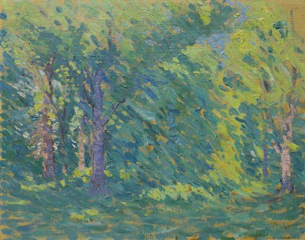 Lionel LeMoine Fitzgerald, 'Summer Forest', Canadian Group of Seven