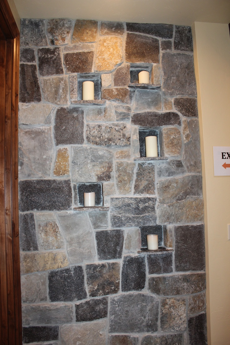 17 best images about interior stone wall ideas on for Stone veneer interior walls designs