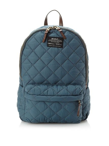 ECOALF Men's Oslo Quilted Backpack at MYHABIT