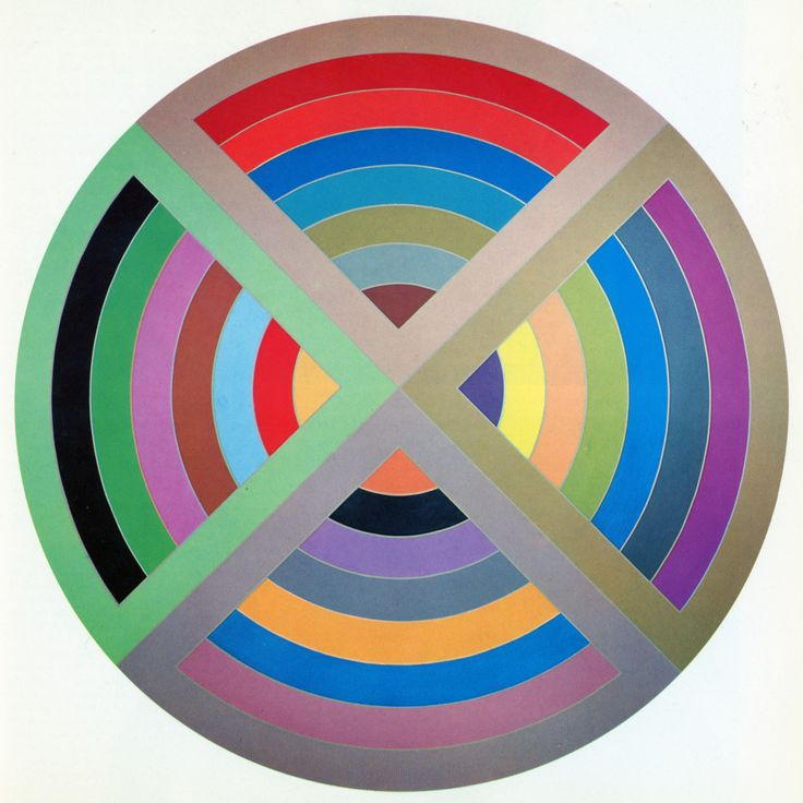 17 best images about art frank stella on pinterest for Frank stella peinture