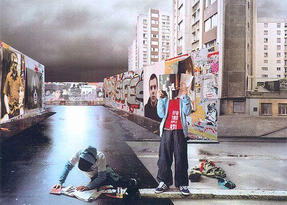 Wall stars 2004  © BOTTO E BRUNO  Courtesy Alberto Peola, Torino