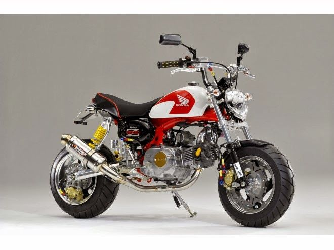 honda monkey motorcycle. minibikes are cool | motor | pinterest