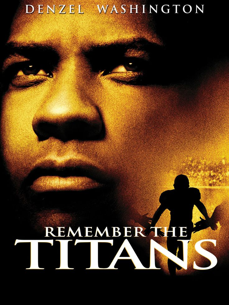 Remember the Titans poster | Remember the Titans poster art