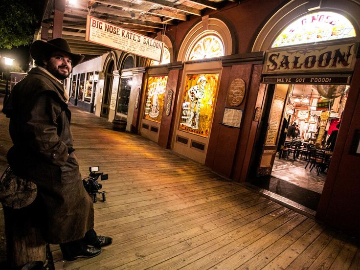 Ghost Hunter Jay Wasley - Ghost Adventures: Return to Tombstone Pictures - TravelChannel.com