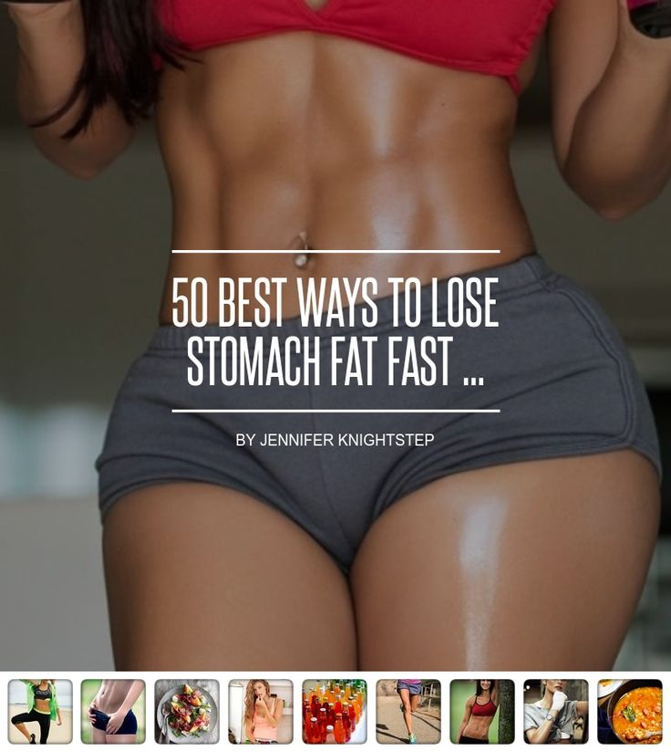 50 Best Ways to Lose #Stomach Fat Fast  ... - #Health
