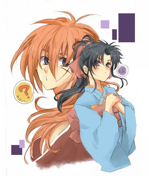 132 Best Kenshin Himura Images On Pinterest
