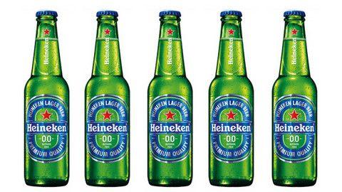 Heineken launches new non-alcoholic beer