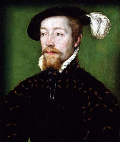 James V, King of Scotland, father of Mary, Queen of Scots, son of Margaret Tudor
