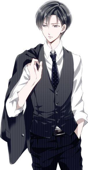 Resultado De Imagen Para Levi Vestido Casualmente Anime Oc