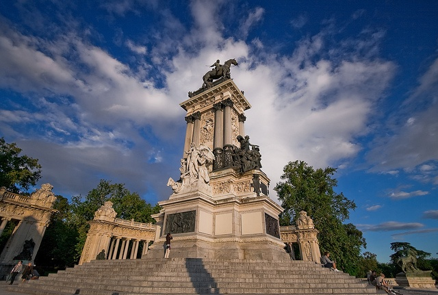"""""""Alfonso XII"""" by Charlie Wild"""