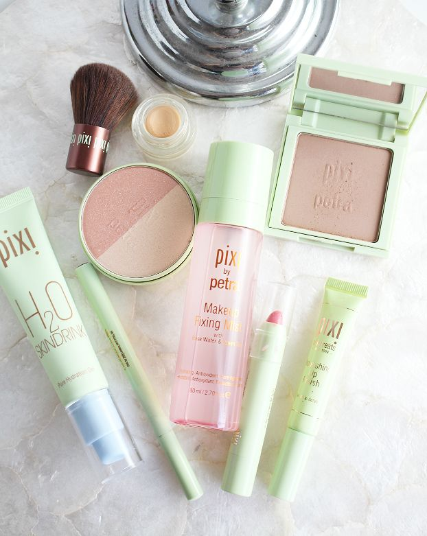 Natural products that deliver results are the Holy Grail of the beauty world, and that's what is promised by cult brand Pixi. Known for innovative formulas, game-changing skincare and multi-tasking cosmetics, Pixi's range – comprising everything from eyeliners and lip glosses to exfoliating toners – is already beloved by many a beauty blogger.