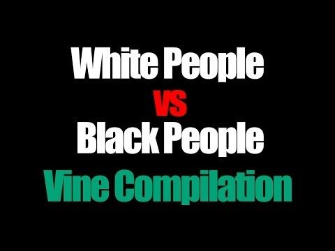 White People vs Black People Compilation - Best Vines